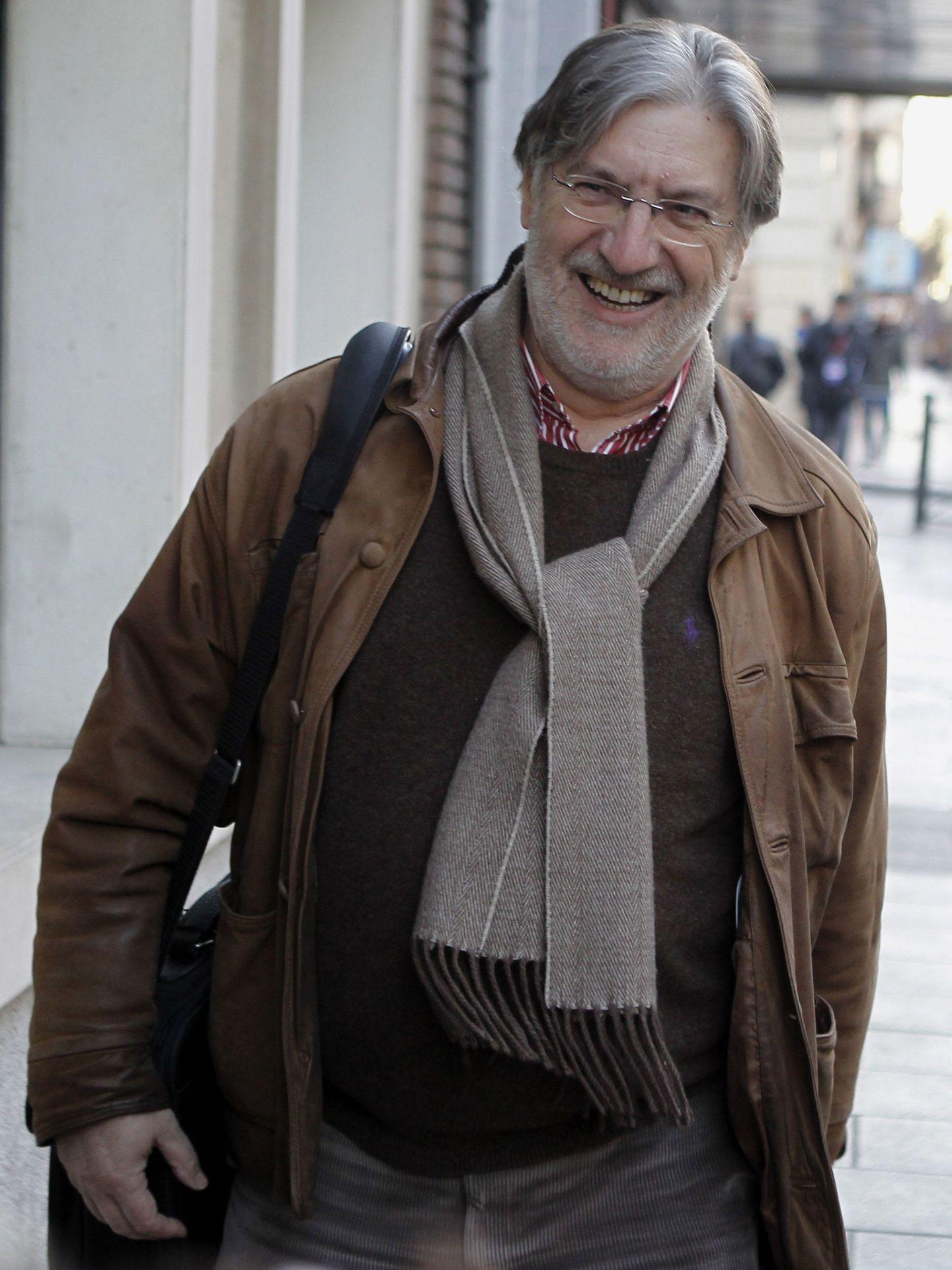 José Antonio Pérez Tapias. (EFE)