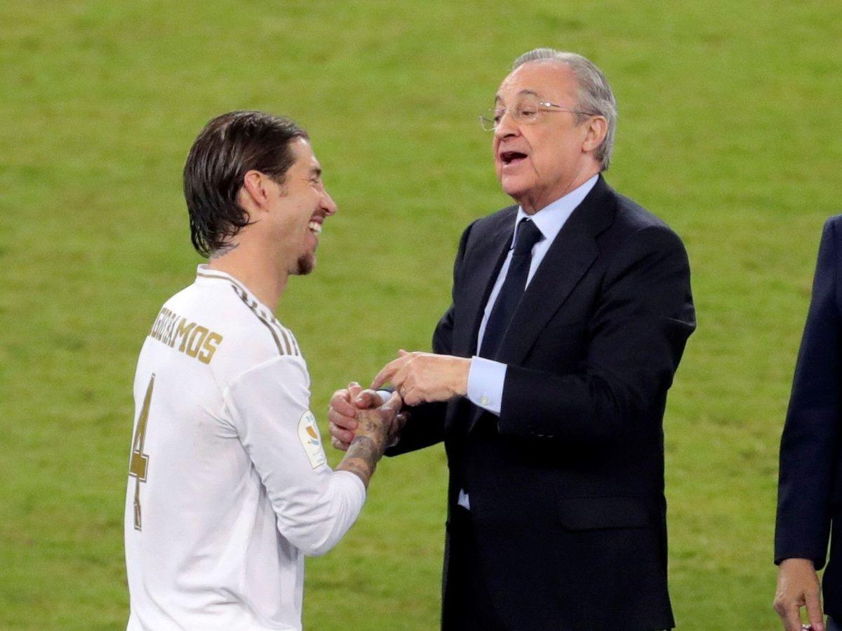 Foto: Pérez y Ramos, en una imagen de archivo (Efe)