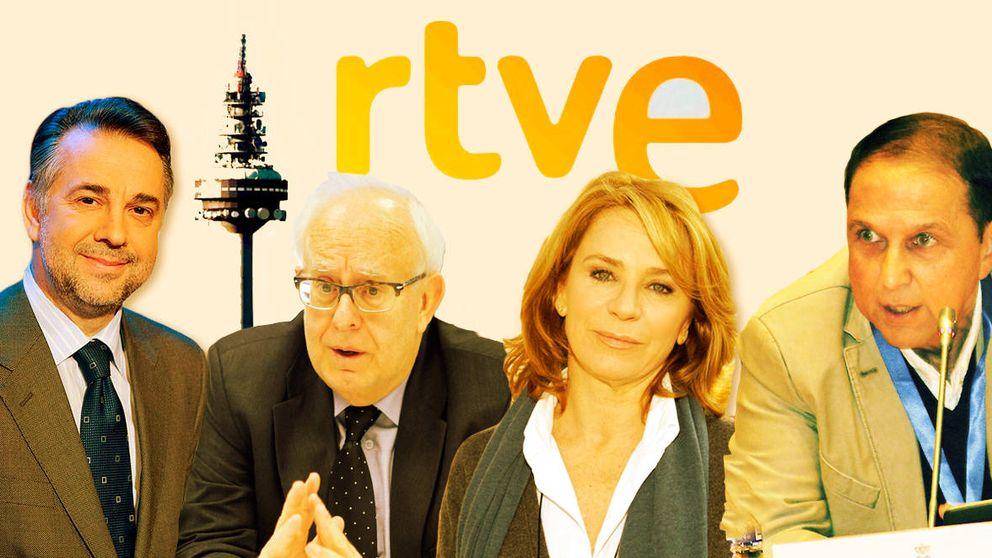 Parece de Wikipedia: el tribunal para RTVE destroza a aspirantes famosos