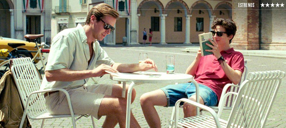 Foto: 'Call Me By Your Name', la última película de Luca Guadagnino, está nominada en cuatro categorías de los Oscar. (Sony)