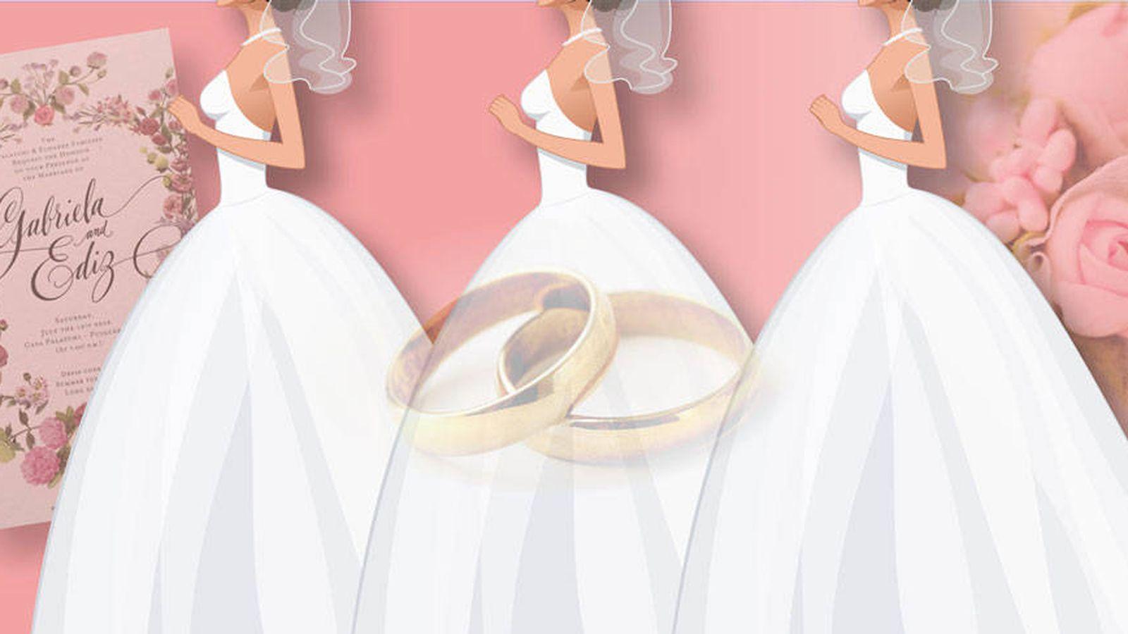 Bodas de famosos: Tres bodas y un dineral: Palatchi, El Assir y Ana ...