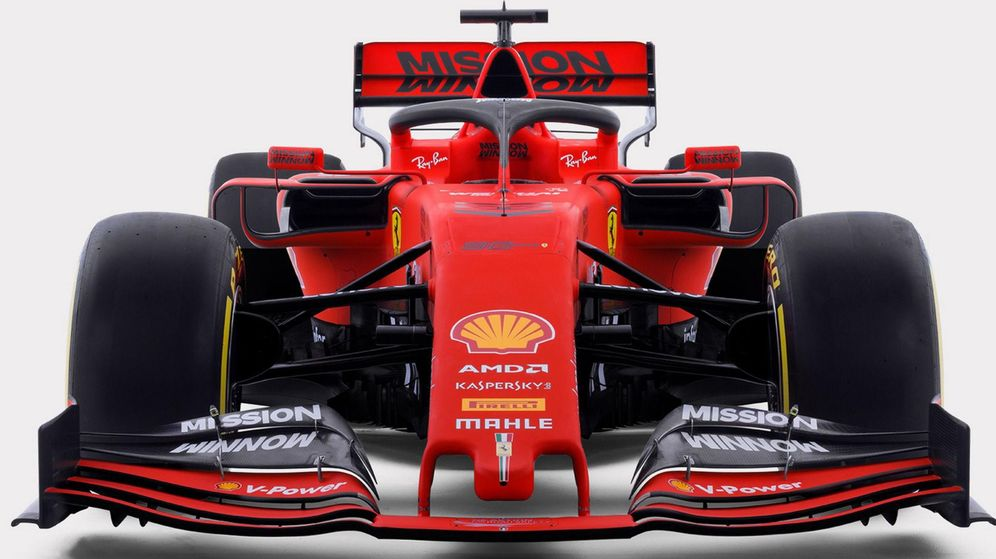Foto: El nuevo Ferrari de Fórmula 1 para acabar con el dominio de Mercedes
