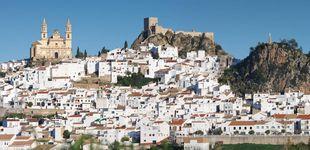 Post de Olvera, no te olvides de parar en este pueblo cuando vayas a Tarifa (o a Vejer)