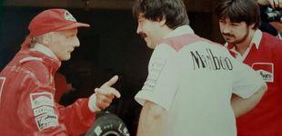 Post de El día que un español reventó la puerta de Ron Dennis (y no fue Fernando Alonso...)