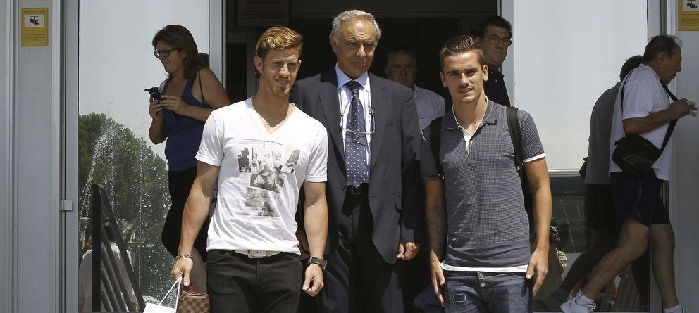Foto: El Atlético de Madrid ficha a Griezmann por 30 millones... y de rebote llega Ansaldi