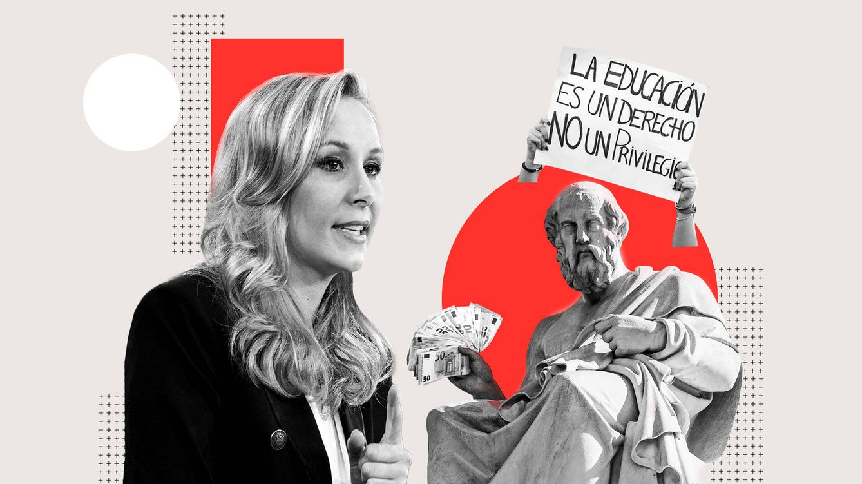 La solución a la crisis de la educación en España se llama Le Pen