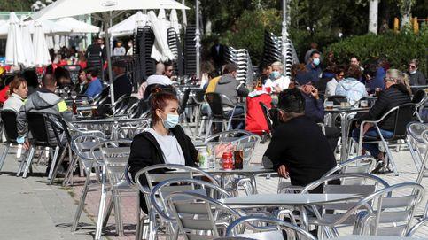 Madrid estudia ampliar otro año la amnistía fiscal de las terrazas para combatir el covid