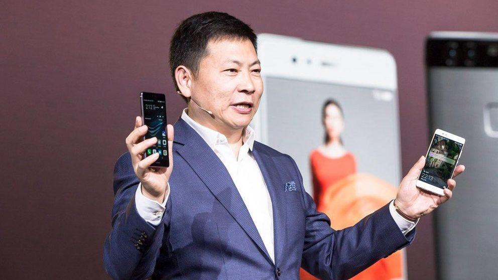Huawei reta a Apple y Samsung con los nuevos 'smartphones' P9 y P9 Plus