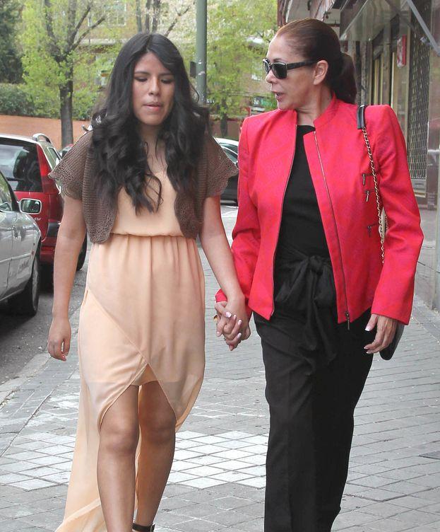 Foto: Chabelita e Isabel Pantoja. (Gtres)
