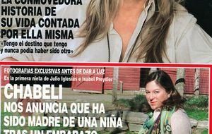 Foto: Kiosko rosa de los miércoles: El embarazo secreto de Chabeli