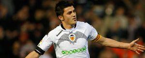 Villa, un delantero infalible desde el punto de penalti