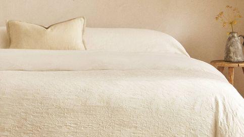 Zara Home lo tiene claro: el bordado es tendencia en el dormitorio