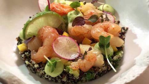La ensalada de quinoa que estabas buscando. Perfecta para el verano