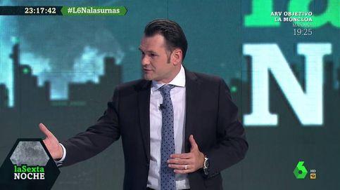 'La Sexta noche': Iñaki López se queda helado con la predicción de un analista