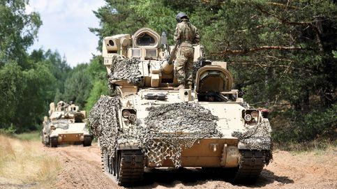 Maniobras de la OTAN en Polonia y el Báltico