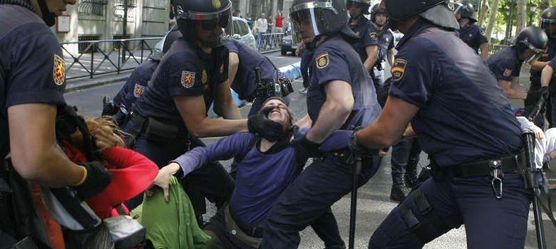 Foto: Putin denuncia la violación de los derechos humanos en España