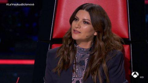'La voz': el enfado de Laura Pausini por la indiferencia de una concursante