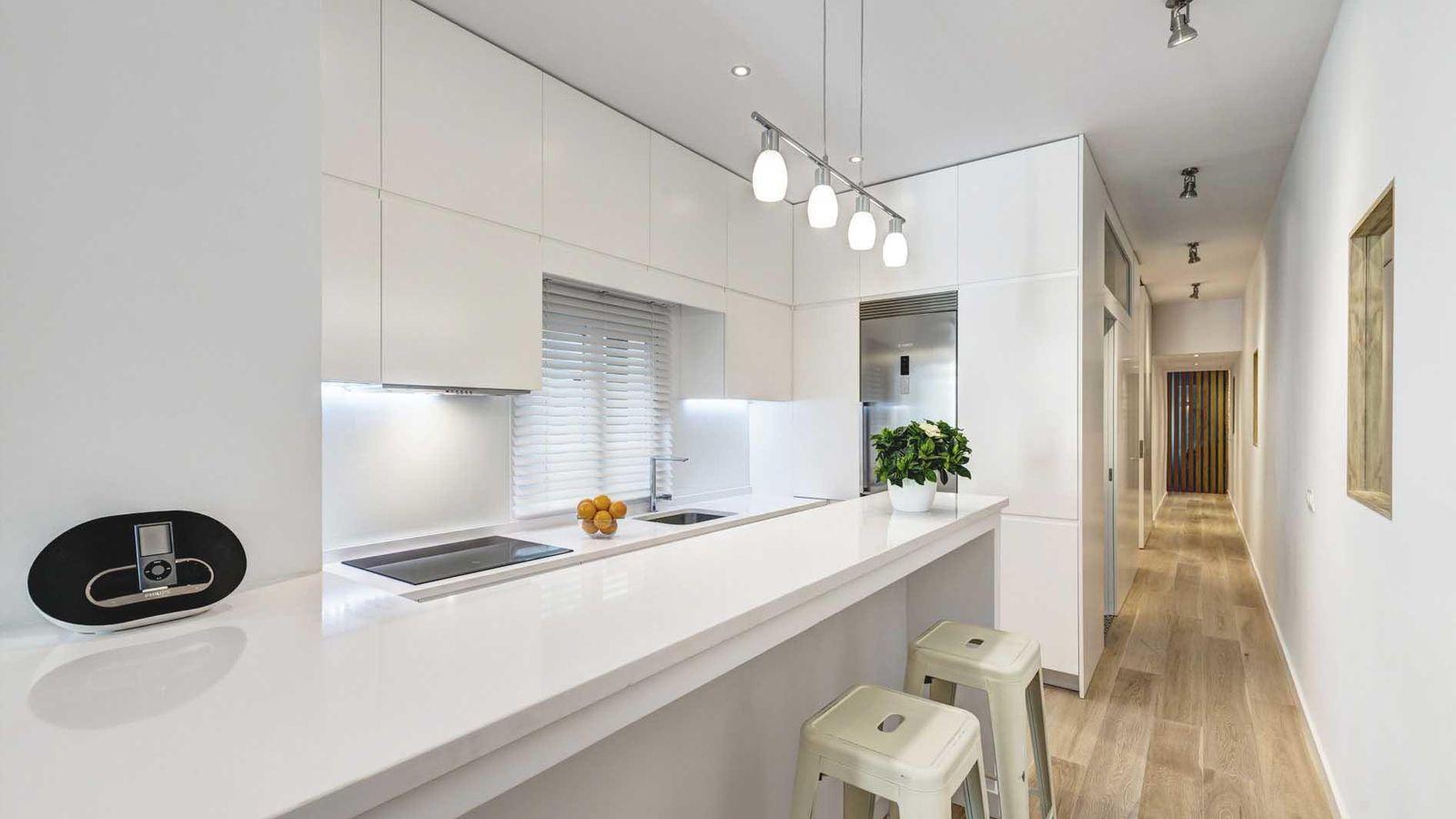 Vivienda los pisos del barrio m s caro de madrid interiores antiguos y mal distribuidos - Fotos de interiorismo ...