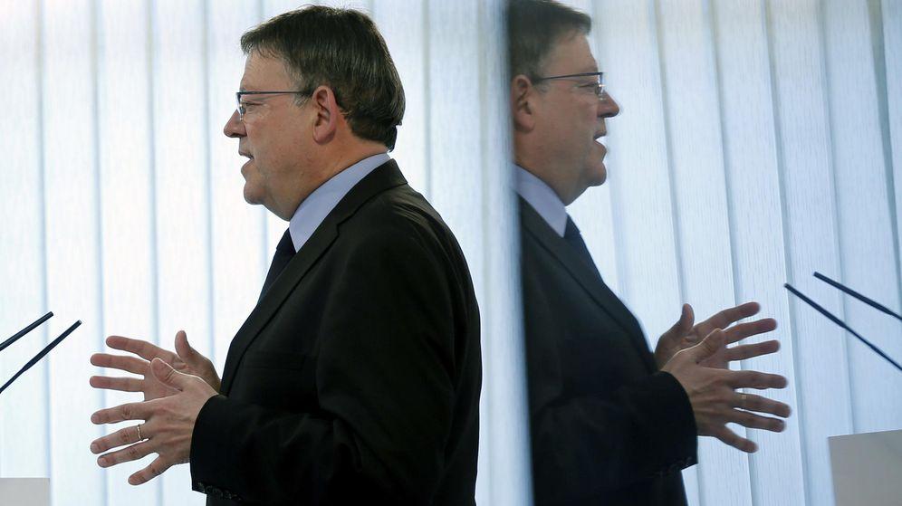 Foto: El candidato socialista a la Presidencia de la Generalitat, Ximo Puig. (EFE)
