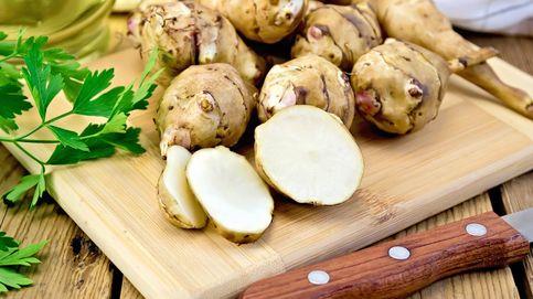 Alcachofa de Jerusalén, la raíz que mejorará mucho tu microbiota