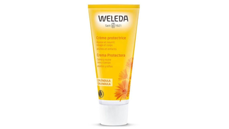 Crema Facial de Caléndula de Weleda.