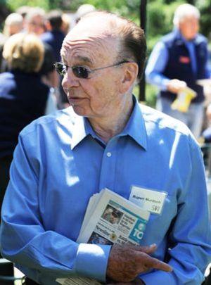 Órdago a Google: Murdoch planea eliminar los contenidos de sus periódicos del buscador