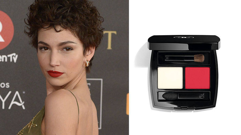 La claves de esos labios tan fifties: el originalísimo Poudre À Lèvres de Chanel.