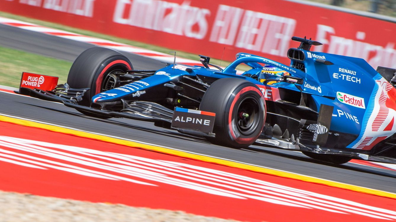 Mercedes amenaza en Hungría y Alonso (7º) comienza con buenas sensaciones