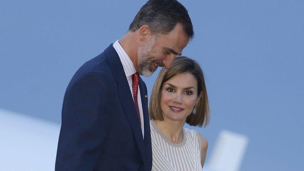 Doña Letizia aterriza en México dispuesta a dar guerra a su imitadora