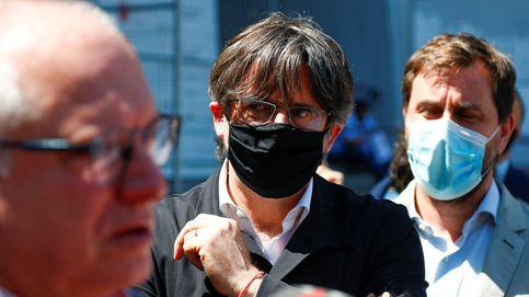 Puigdemont eclipsa el tercer grado de Junqueras con el lanzamiento de su partido
