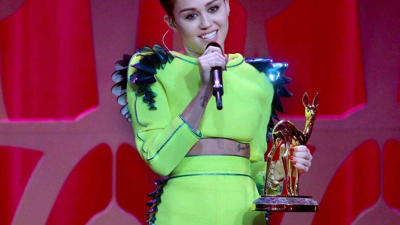 Miley Cirus en una imagen de archivo. (EFE)