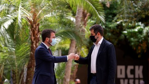 El pacto ERC-JxCAT  abre una vía legal para un servicio secreto de la Generalitat