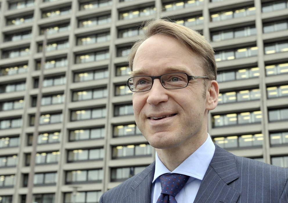 Foto: Jens Weidmann, presidente del Bundesbank. (Efe)