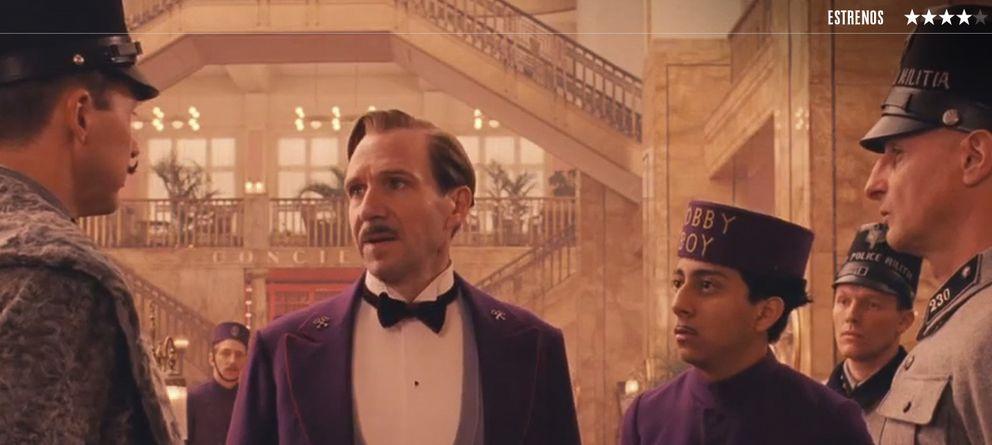 Foto: Fotograma del nuevo filme de Wes Anderson