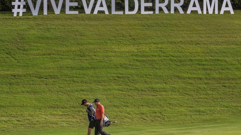 Vista del Real Club Valderrama. (EFE)
