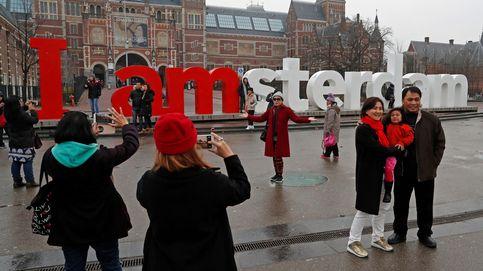 Ámsterdam estudia prohibir los alquileres vacacionales en barrios del centro