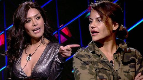 Monumental zasca de Miriam Saavedra a Mónica Hoyos en directo en 'GH VIP 6'