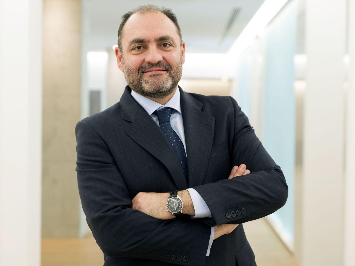 Foto: Pablo Colio, consejero delegado de Fomento Construcciones y Contratas (FCC).