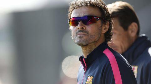 Luis Enrique dice que Alves es al que menos le afecta no renovar