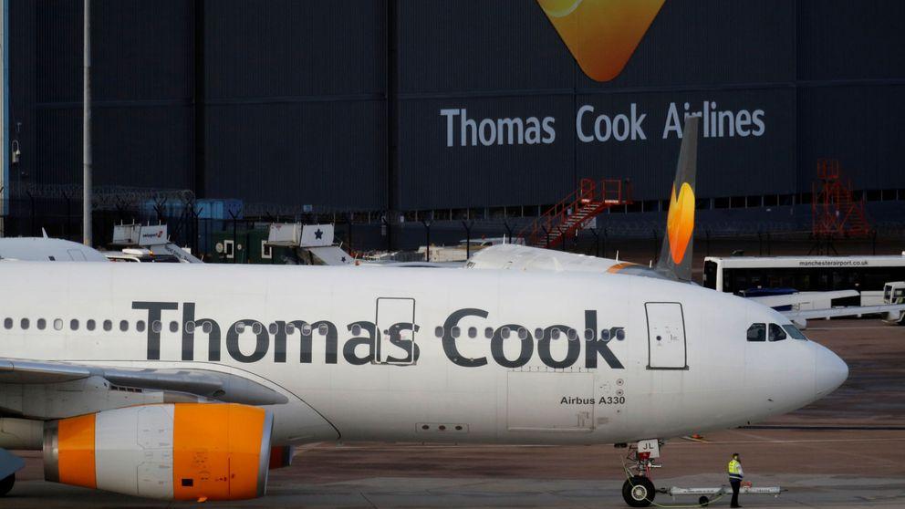 La quiebra de Thomas Cook deja varados a 600.000 turistas y a 20.000 empleados en el limbo