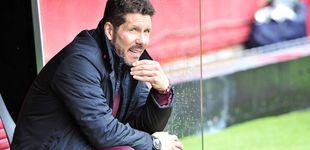 Post de El Cholo Simeone y el enrevesado laberinto del Atlético de Madrid