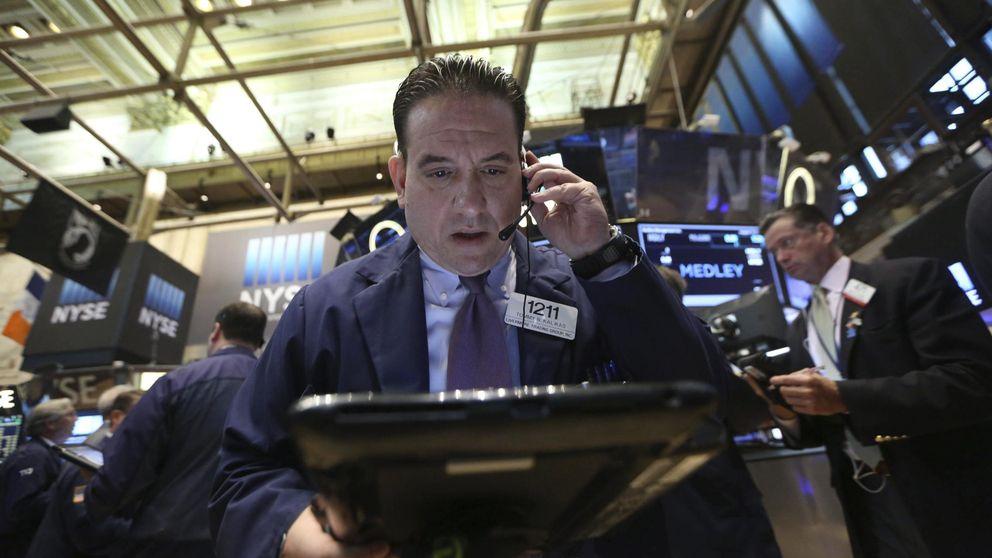 Wall Street cierra con caídas superiores al 3% vapuleado por el terremoto chino