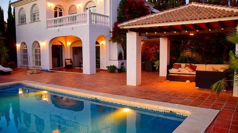 Villa Axarquía, en Moclinejo. (Cortesía)