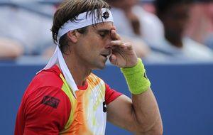 Ferrer pierde en el US Open y ni él ni Nadal jugarán la Copa Davis