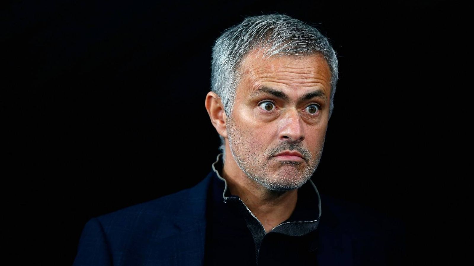 Foto:  Mourinho, sorprendido por las picas del As