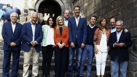 Las mejores imágenes de la campaña electoral catalana