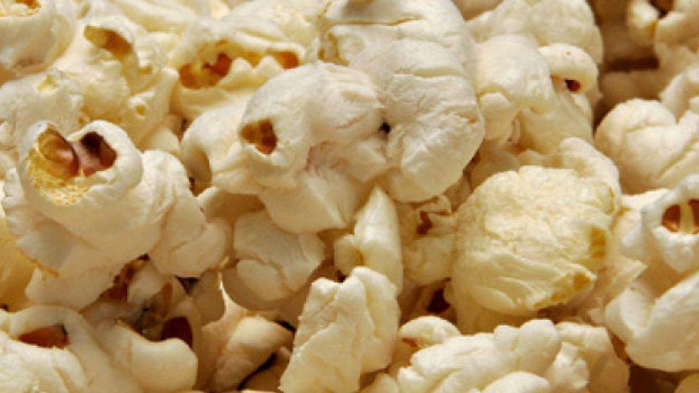 Las palomitas de maíz son perjudiciales para los pulmones