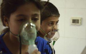 El Senado estadounidense difunde vídeos sobre el ataque químico en Siria