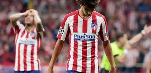Post de Por qué Simeone juega con fuego con Joao Félix