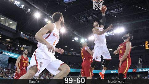 España aplasta a Montenegro al ritmo del Chacho en su estreno en el EuroBasket